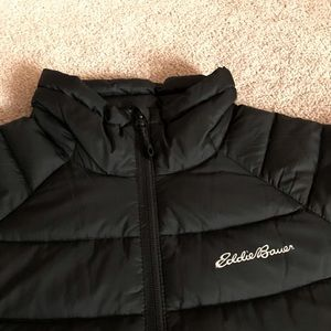 Eddie Bauer light down jacket